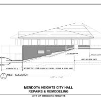 Mendota Heights City Hall Remodeling